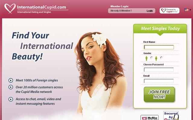 Internationalcupid login www com International Dating