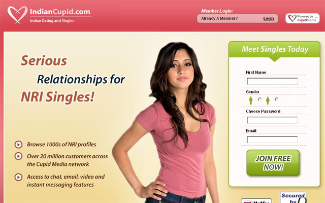 Hindu dating website