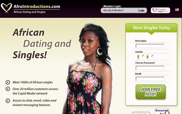 African Dating & Singles at