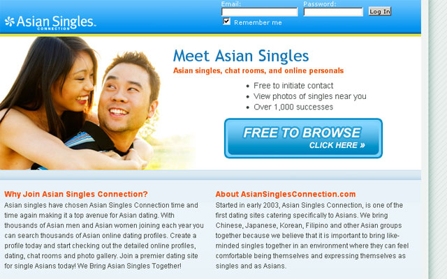 Asian Singles Connection