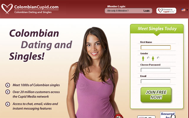 International cupid dating